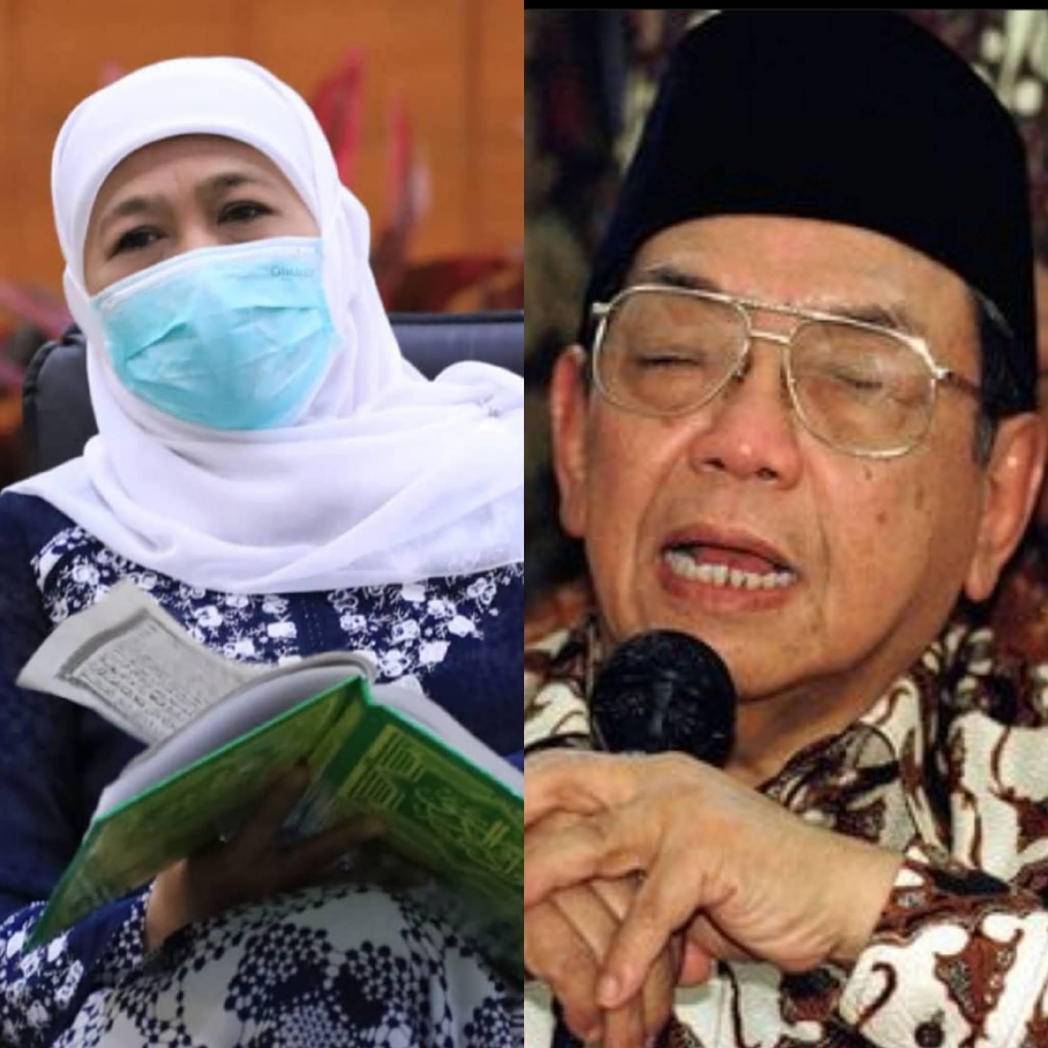 Subhanallah, Ternyata Inilah Isi Wasiat Almarhum Gus Dur yang Dibongkar oleh Gubernur Jawa Timur