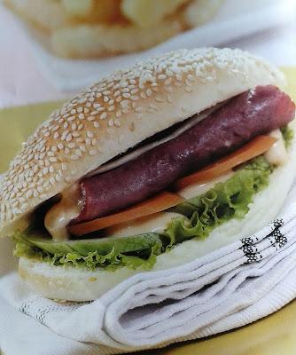 Gambar Resep Bun Smoked Beef