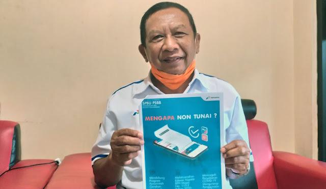 Ketua Hiswana Migas DPC Besuki Drs. H. Soepratigto, M.Si