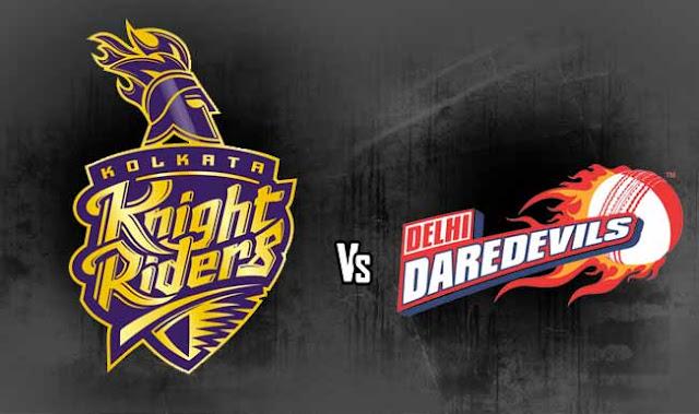 IPL Today Match Prediction Delhi Daredevils (DD) vs Kolkata Knight Riders (KKR)