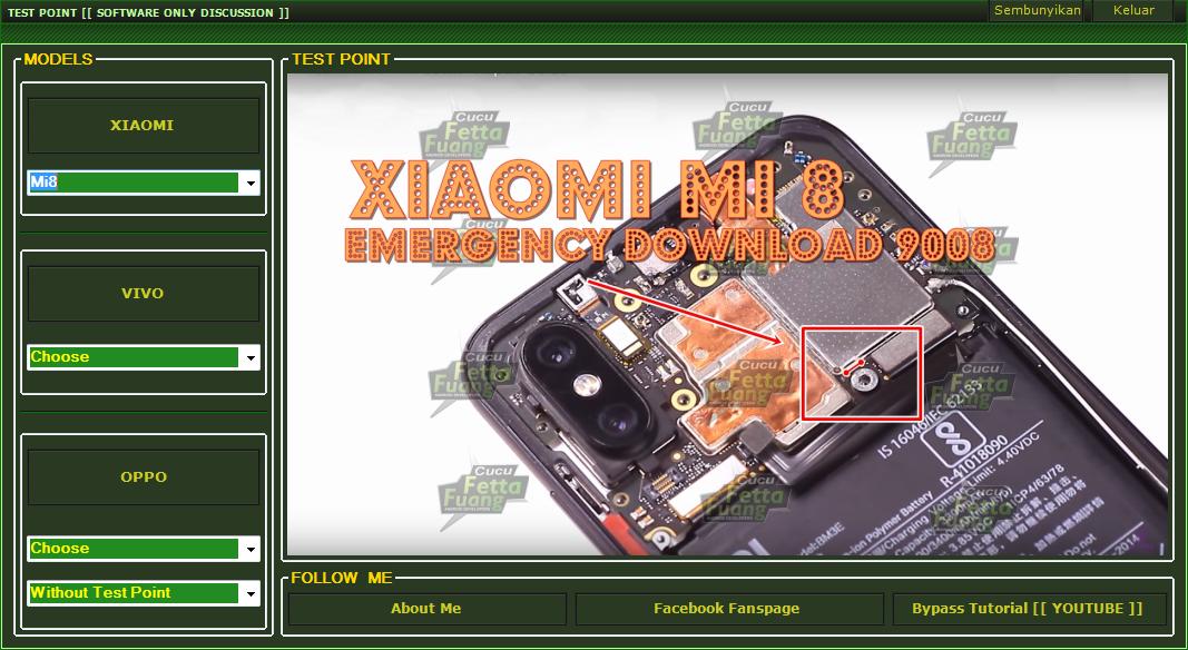Test Point Tool Xiaomi Vivo & Oppo Working 100% - Ijaz Mobile Repairing
