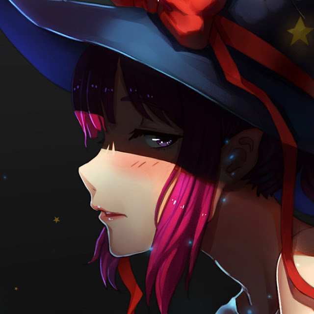 Magickal Gurl Wallpaper Engine