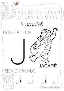 Atividade letra J