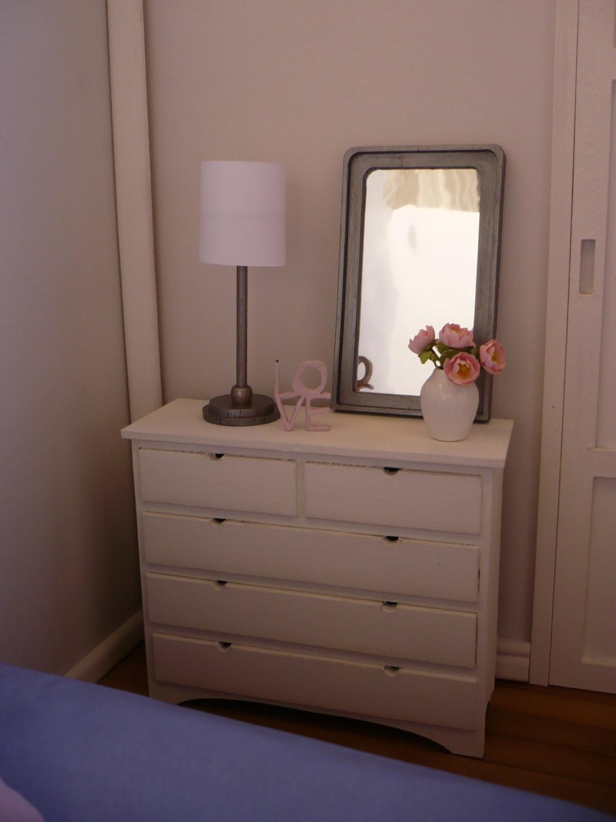 Muebles y complementos en escala 1 6 and now a bedroom - Muebles y complementos ...