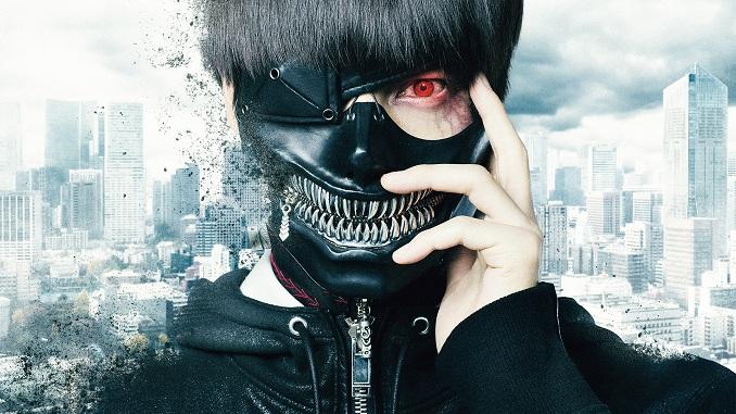 Tokyo Ghoul (2017) Live Action – Manusia pikir, mereka berada di puncak rantai makanan dunia. Tapi ternyata, ada suatu makhluk misterius yang memburu dan menjadikan manusia sebagai makanan.