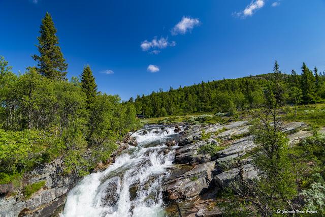 Ruta Brudesloret en Rondane - Noruega, por El Guisante Verde Project