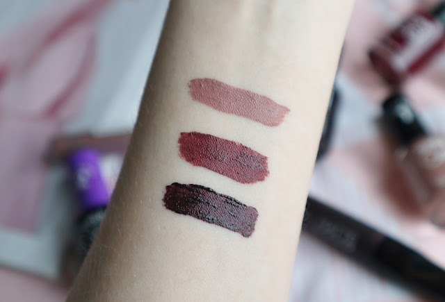 Rimmel-Urban-Affair-Stay-Matte-Lips-Swatches