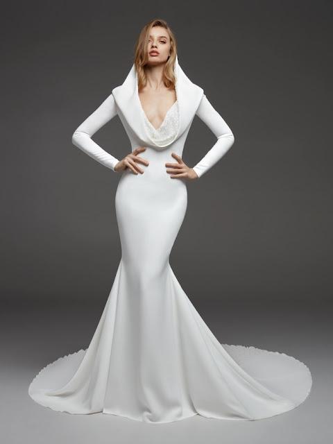 K'Mich Weddings - wedding planning - wedding dresses - cacera - pronovias - fall 2019 collection