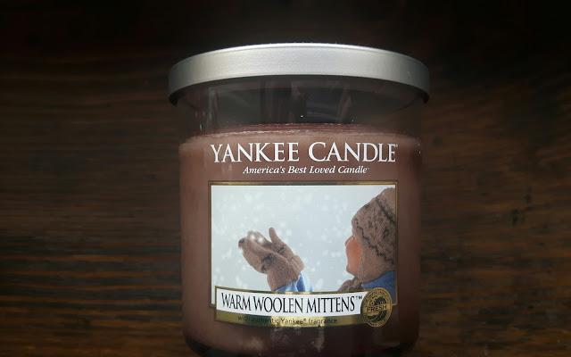 Unikaty - Yankee Candle - Warm Woolen Mittens - Czytaj więcej »