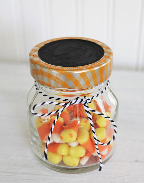 Last Minute Simple Halloween Projects- Itsy Bits And Pieces