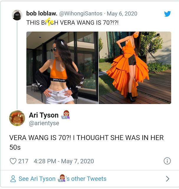 Vera Wang designer biography and birthday