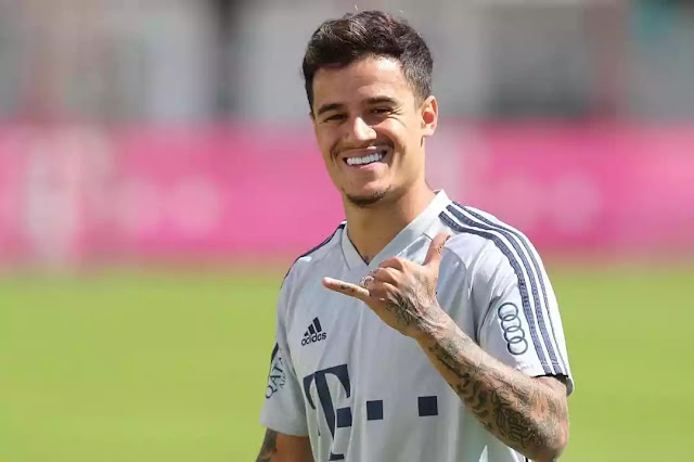 Philippe Coutinho Transfer to Liverpool 2020