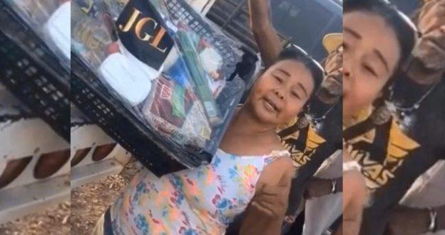 Vídeo; El Chapo Guzmán manda a regalar despensas en Culiacán Sinaloa