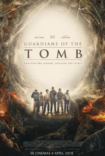 Film Guardians of the Tomb 2018