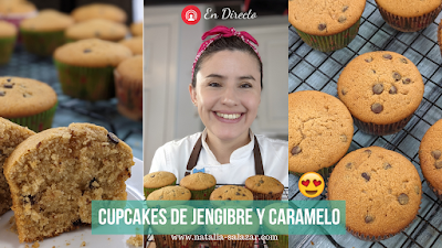 natalia salazar recetas cupcakes