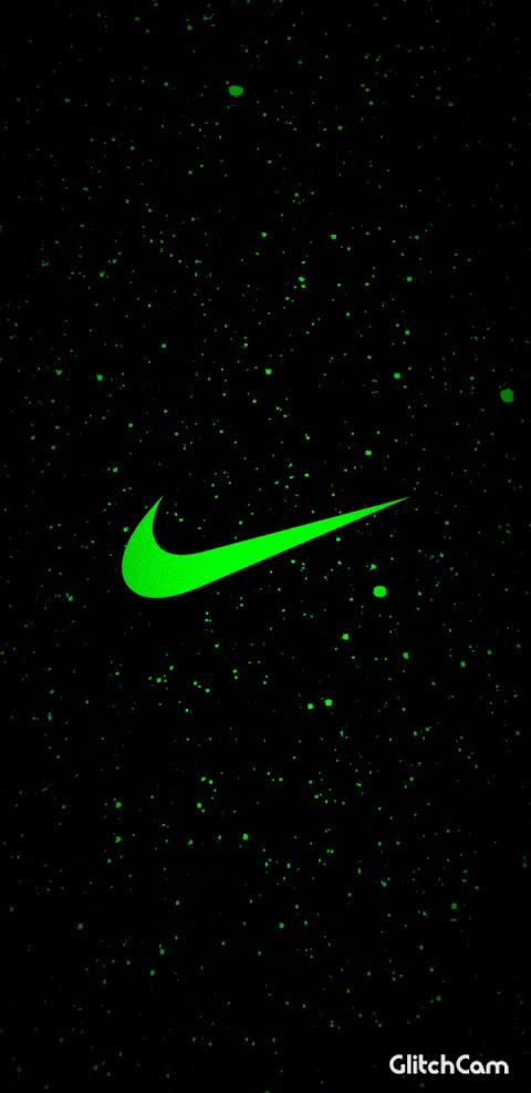 Ảnh Nền Khóa Logo Nike Cực Đẹp
