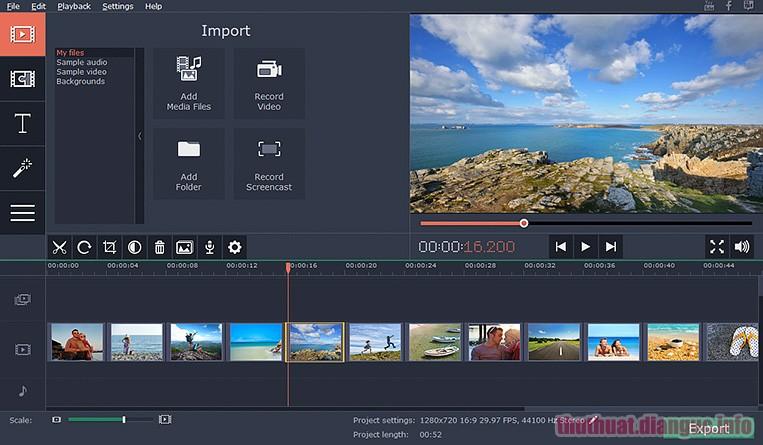 Download Movavi Slideshow Maker 5.4.0 Full Crack