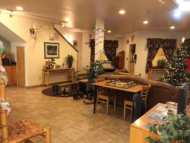 King Eider Inn, Utqiaġvik (Barrow), Alaska (C) 2020 Supratim Sanyal | Supratim Sanyal's Blog