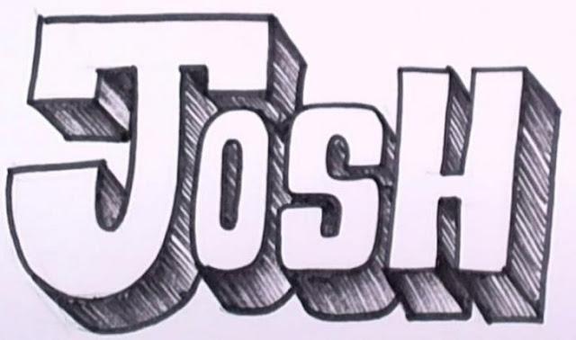 gambar tulisan keren nama