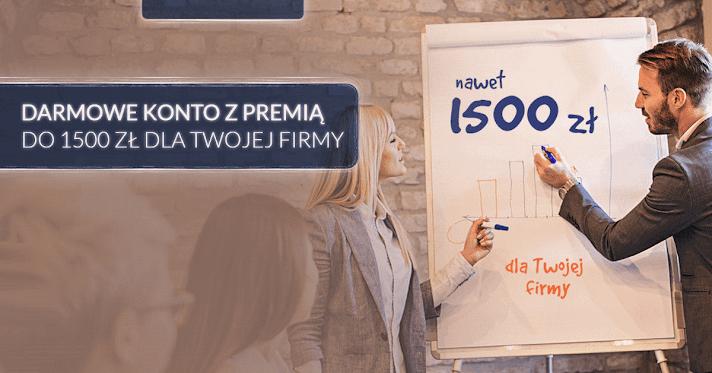 iKonto Biznes Alior Bank - 1500 zł dla firm