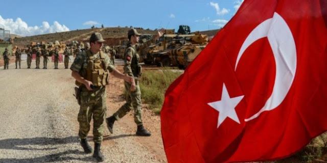 Το τουρκικό υπουργείο άμυνας ανακοίνωσε τον πρώτο νεκρό στρατιώτη στη Συρία