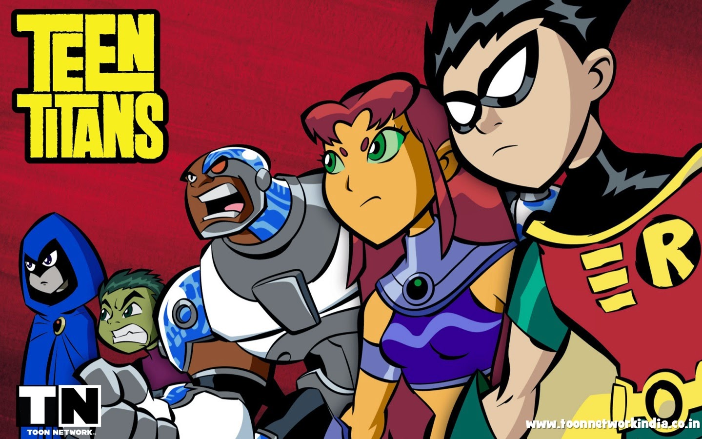 Teen Titans First Episode