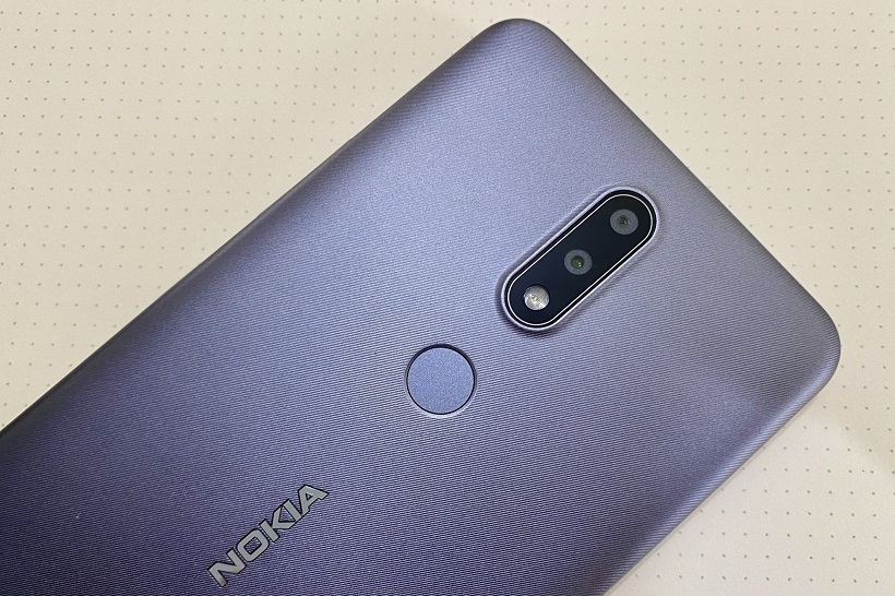 Nokia 2.4 Review + Unboxing: Camera