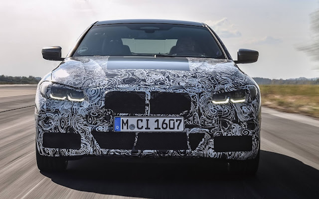 Novo BMW Série 4 2021