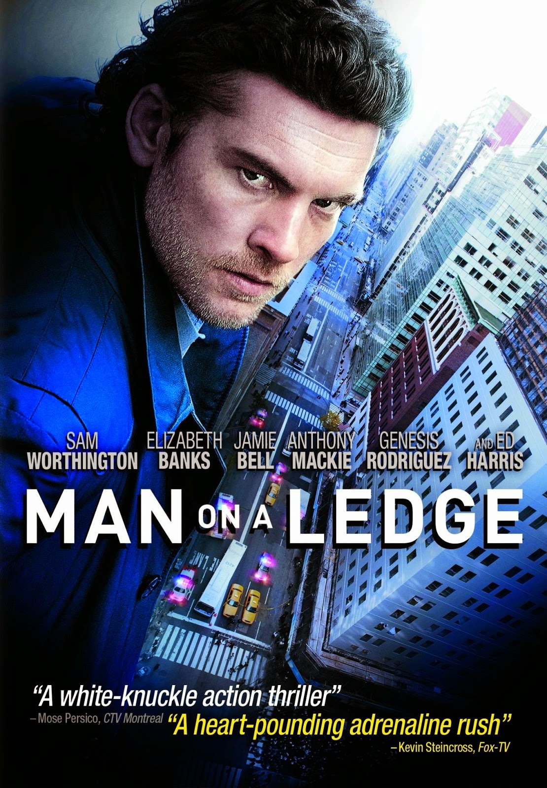 Man on a Ledge ระห่ำฟ้า ท้านรก [HD][พากย์ไทย]