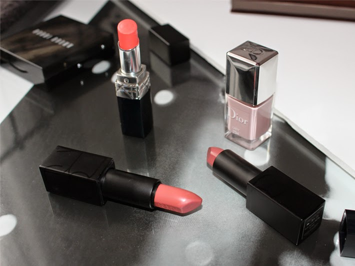 Dior Spring Beauty 2015 Kingdom of Colours. Lady. Belle De Printemps