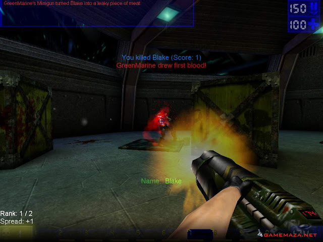 Unreal Tournament 1999 Gameplay Screenshot 4