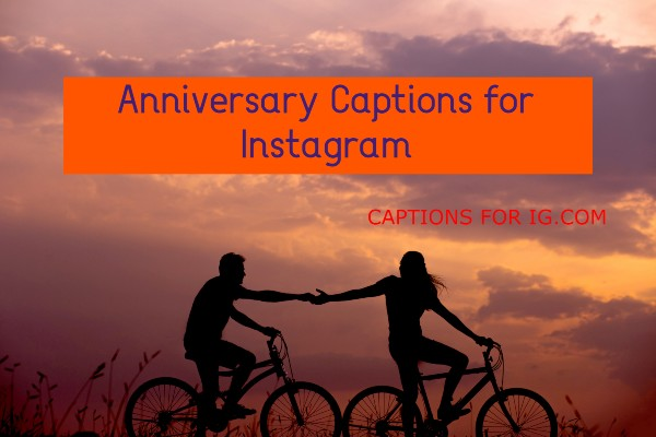 One year anniversary captions for instagram