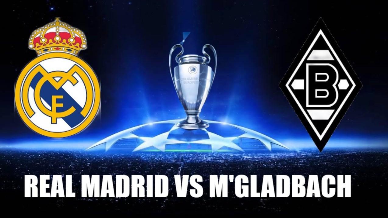 بث مباشر مباراة ريال مدريد وبوروسيا مونشنغلادباخ