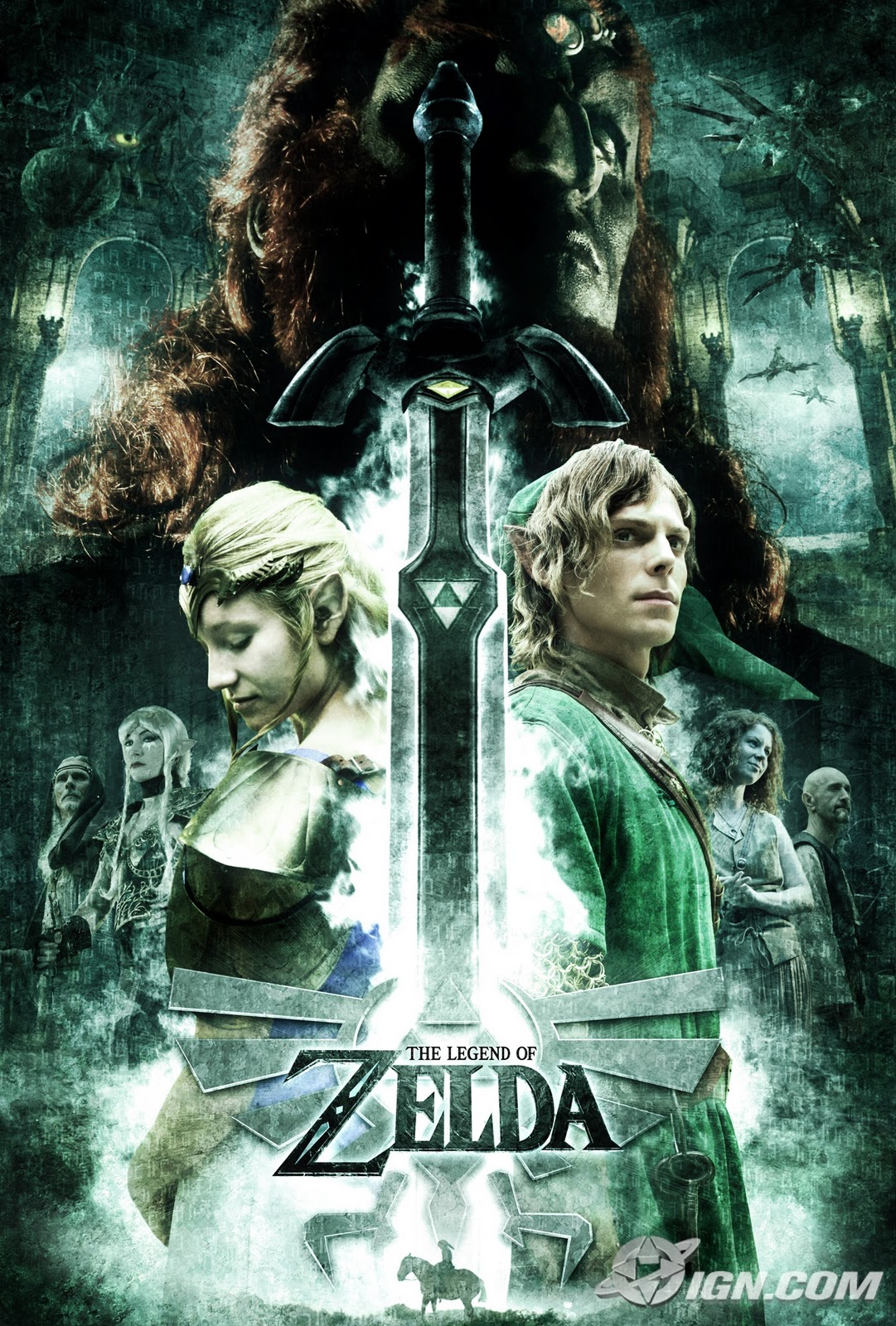 The Legend Of Zelda Film