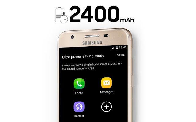 Baterai Samsung J5 Prime