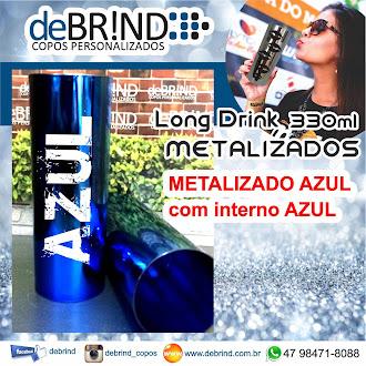 copo metalizado para todas cidades do brasil