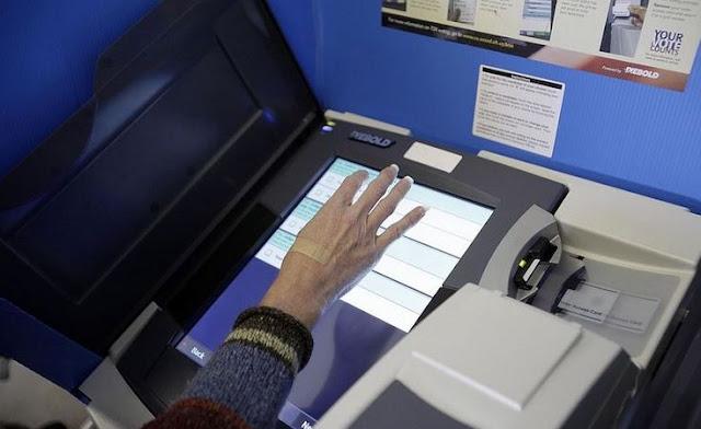 Amerika Membuat Mesin Election Security dalam Pemilu