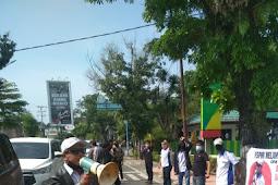 FSPMI Sumut Gelar Aksi Unjuk Rasa Terkait Dugaan Mega Korupsi BPJS