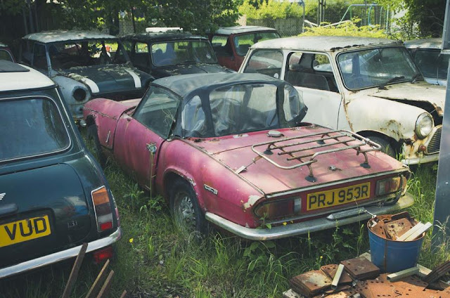 Old cars will need a fortune to own