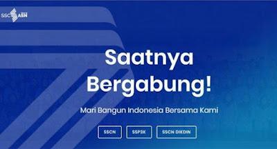 Link sscasn.bkn.go.id Jadwal CPNS 2019, Daftar Formasi dan Alur Pendaftaran, Perhatikan Satu Hal Ini