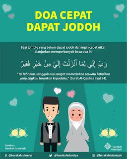 Doa Cepat Dapat Jodoh - Doa - Kajian Medina