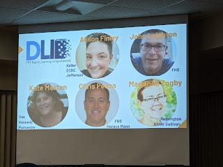 Digital Learning Integrationists (DLI) team