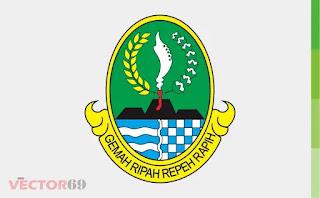 Logo Provinsi Jawa Barat - Download Vector File CDR (CorelDraw)