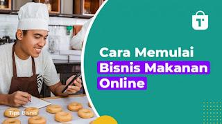 Jual makanan online