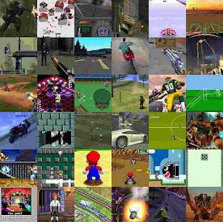 Games Rendering