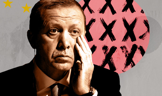 Ερντογάν: παγιδευμένος στα ερείπια των φιλοδοξιών του