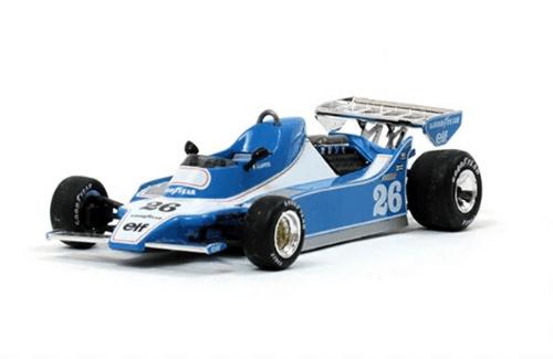 Ligier JS11 1979 Jacques Laffite f1 the car collection
