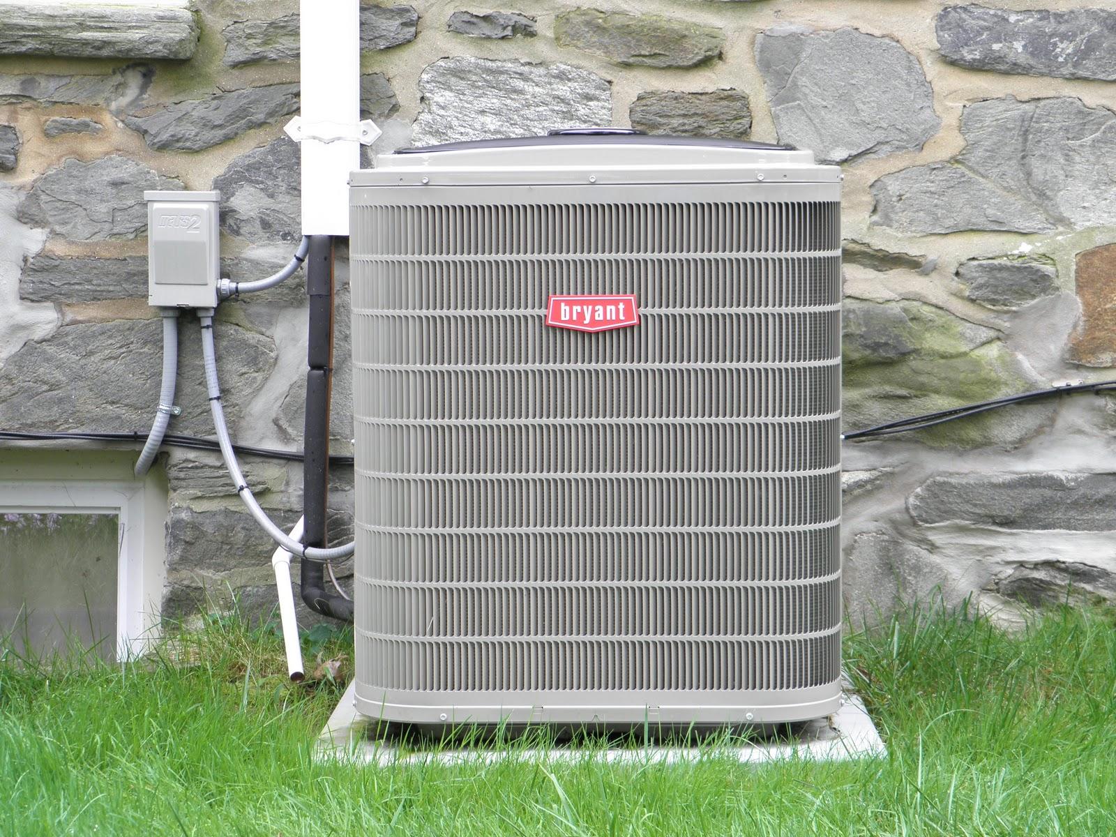Bryant 2 speed air conditioner