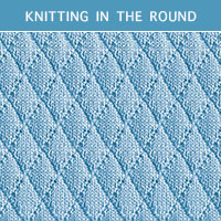 Knit Purl 60 -Knitting in the round