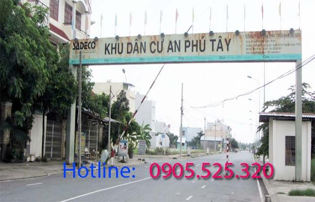 Lắp Đặt Internet FPT Xã An Phú Tây
